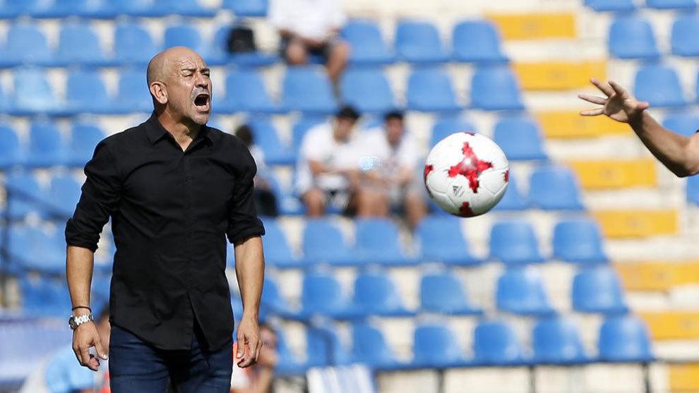 Claudio Barragán.