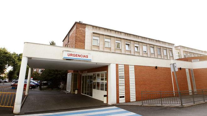 Hospital Infantil Universitario Niño Jesús de Madrid.