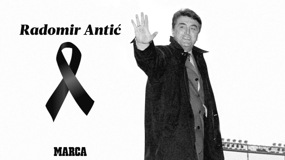 Muere Antic