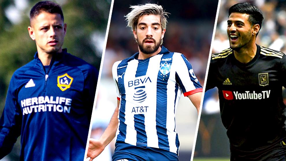 Chicharito, Pizarro y Vela son algunas estrellas que engalanarán a la...