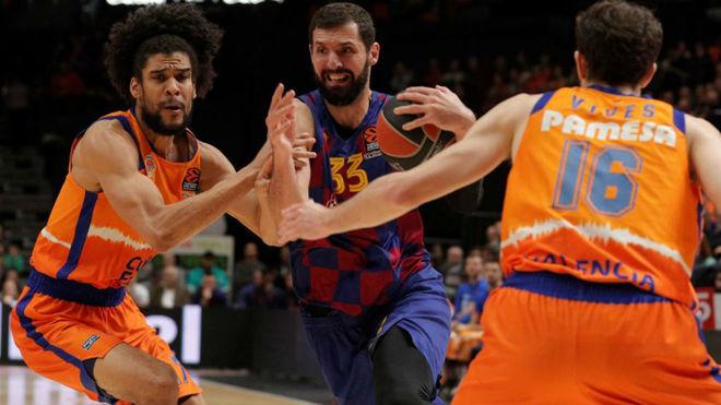 Barcelona - Valencia Basket: horario y dónde ver hoy en TV