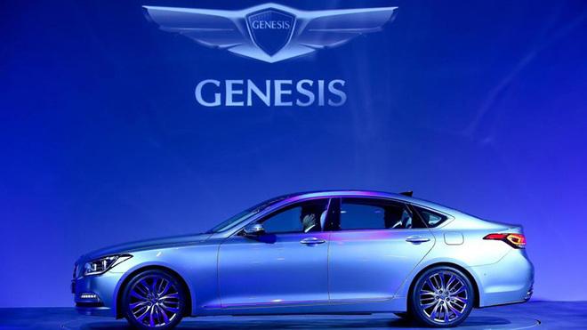 Los vehículos de Genesis, la marca de lujo de Hyundai, los más...