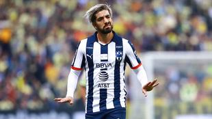 Rodolfo Pizarro mantiene el objetivo de ir a Europa.