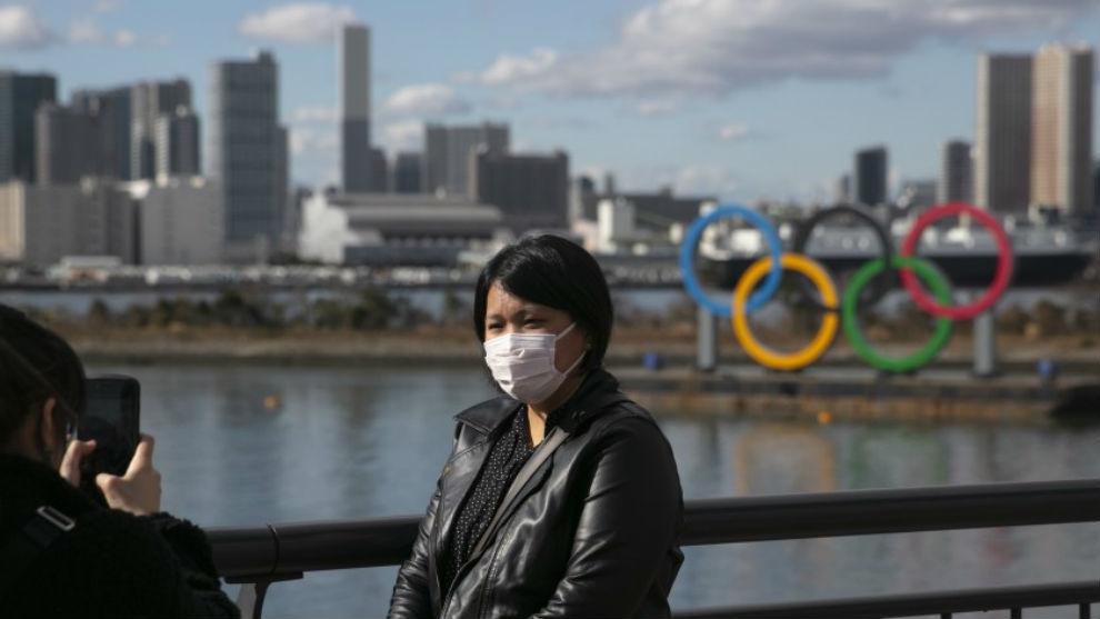 El COI desmintió una posible cancelación de los Juegos Olímpicos...