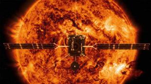 La misión Solar Orbiter pretende acercar el Atlas V al sol