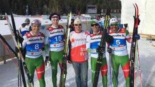 El equipo nórdico mexicano