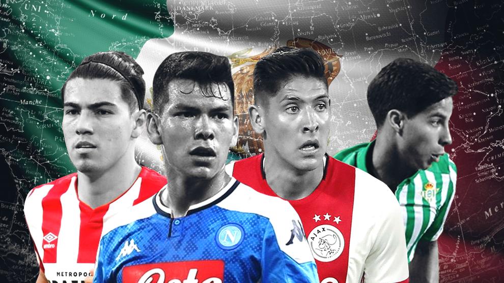 Chucky, Edson Álvarez, Erick Gutiérrez, Lainez... ¿Qué pasa con los últimos talentos mexicanos?