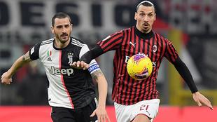 Milan vs Juventus: en vivo minuto a minuto.