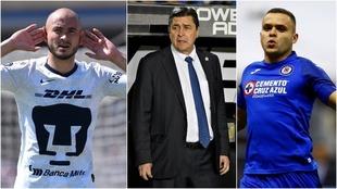 González, Tena y Rodríguez.