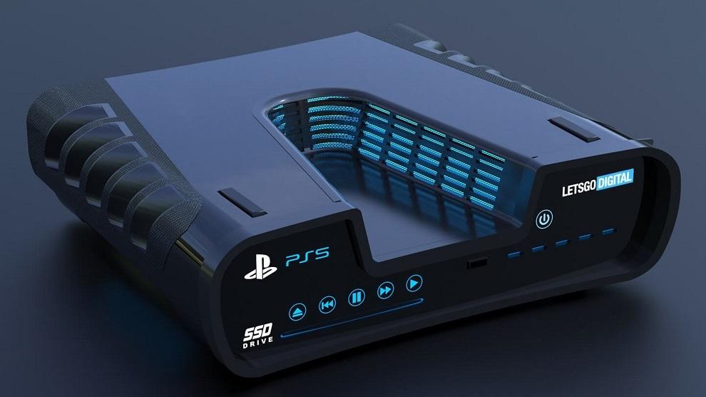 Imagen conceptual de PS5   LetsGoDigital