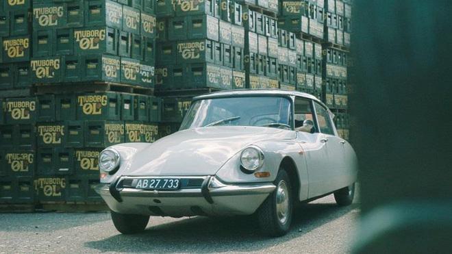 El DS Tiburón, que llegó a ser coche presidencial y de competición,...