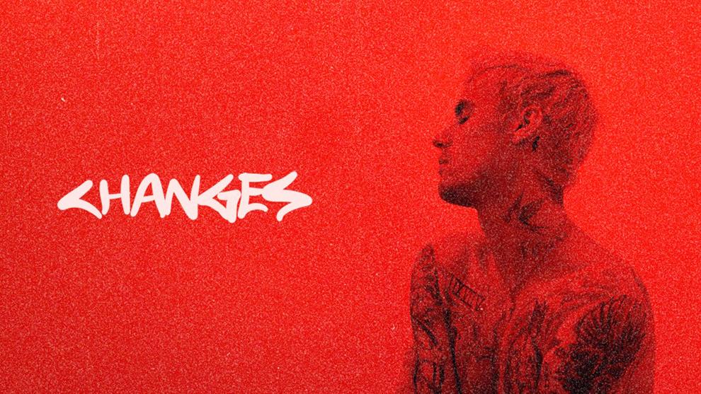 Changes es el nombre del nuevo disco de Justin Bieber.