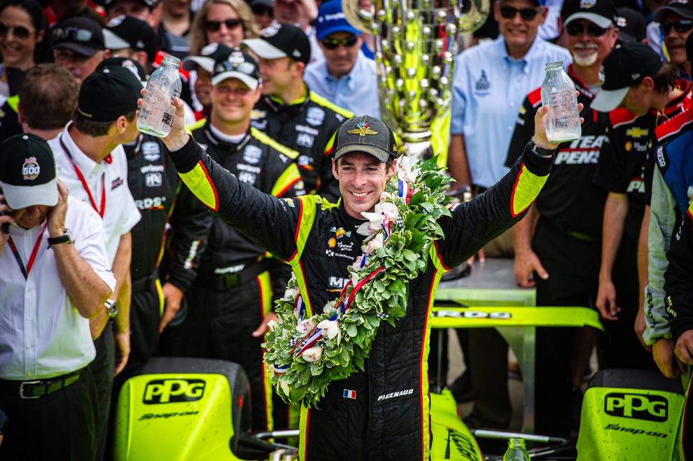 Simon Pagenaud ganador de la Indy 500 2019