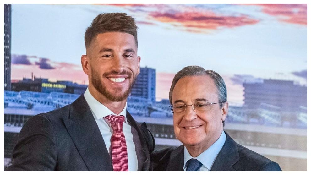 Sergio Ramos, la renovación pendiente