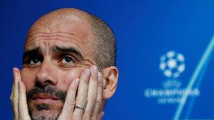 Pep Guardiola y el Manchester City se perderán de las competencias...