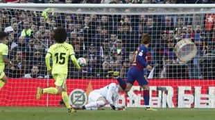 Griezmann marca a Soria.