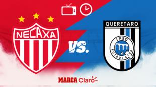 Necaxa vs Queretaro en vivo el partido de la jornada 6