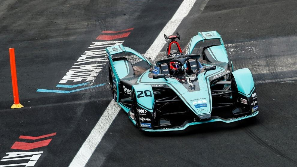 Gana piloto neozelandés Mitch Evans la Fórmula E en #México