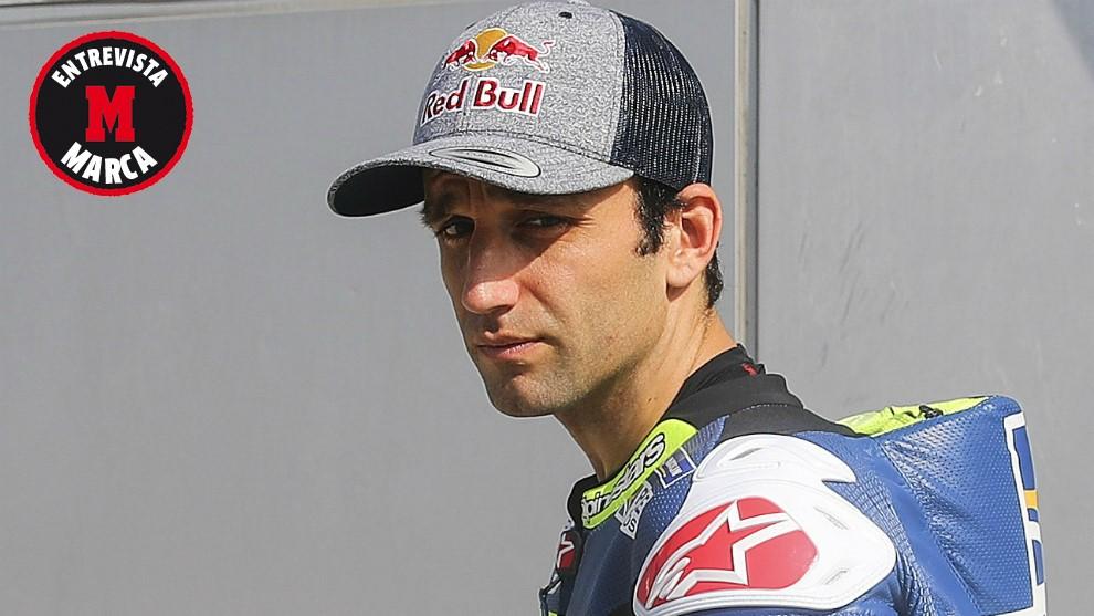 Zarco, con el Reale Avintia Ducati, en Sepang.