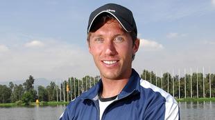 Loliger acudió a los Juegos Olímpicos de Beijing 2008 y Londres...