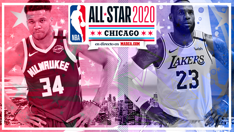 El All Star Game, en directo