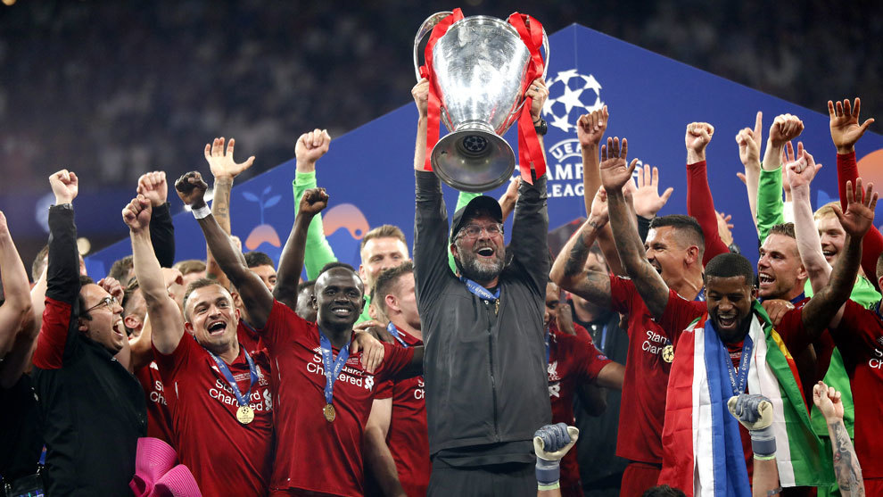 Liverpool squad 'forbidden' from discussing Premier League title glory