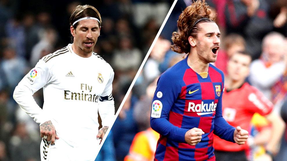 Real Madrid, líder; Barcelona se acerca