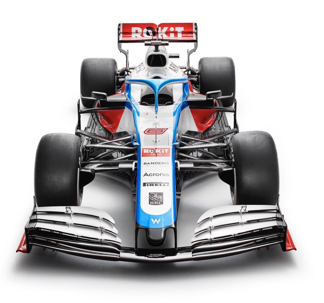Williams FW43-Mercedes: La esperanza para recuperarse