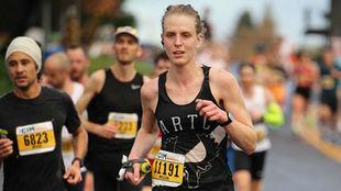Megan Youngren, en carrera