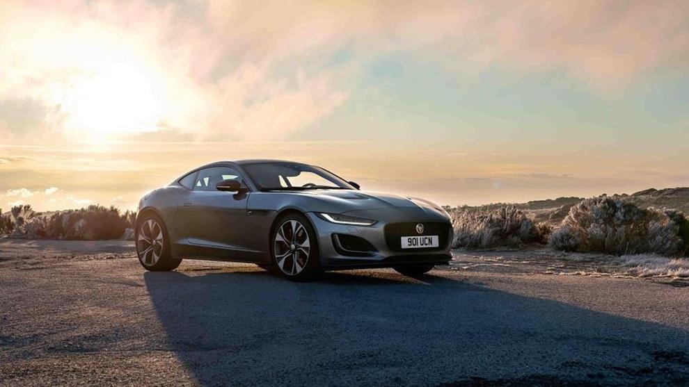 El Jaguar F-Type llega con mejor conectividad