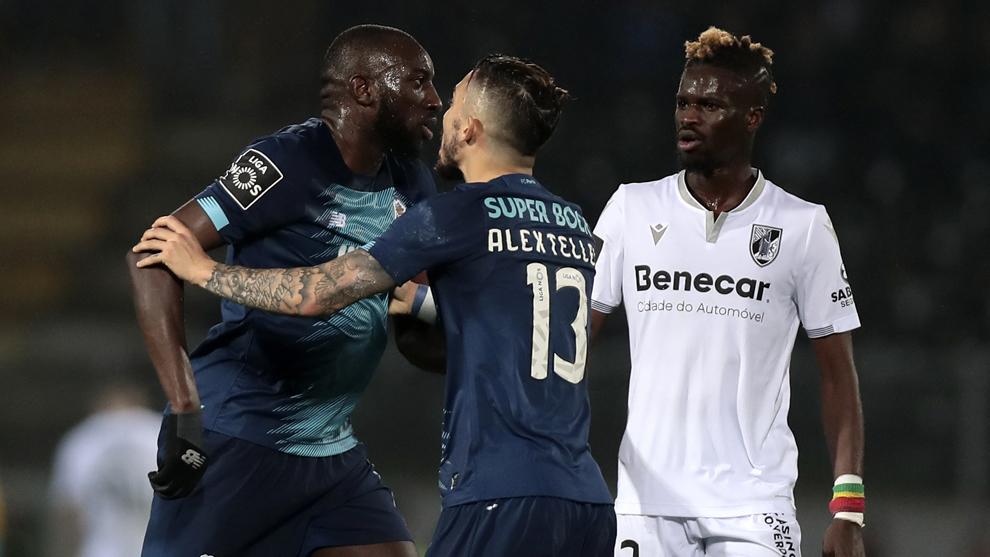 Moussa Marega fue víctima de racismo en el fútbol portugués.