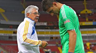 Ricardo Ferretti se prepara para una posible sanción para Nahuel.