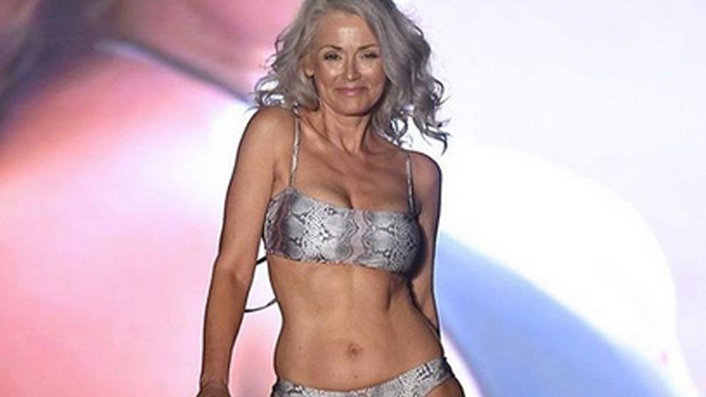 Kathy Jacobs, la modelo de 56 años que derriba las