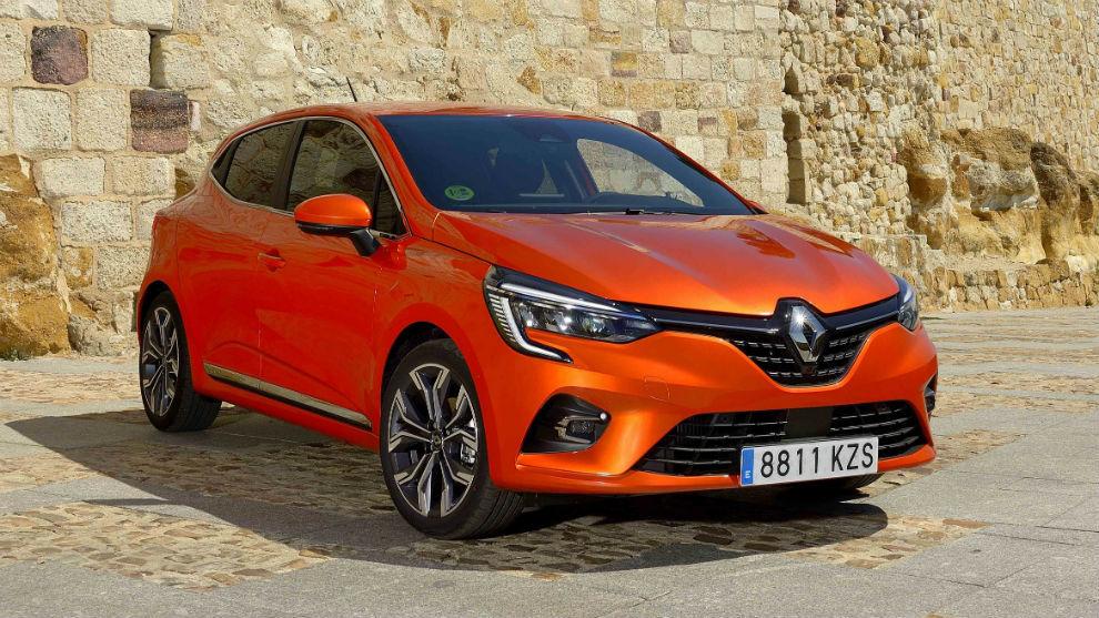 Renault Clio, el coche más vendido de Europa en su segmento.
