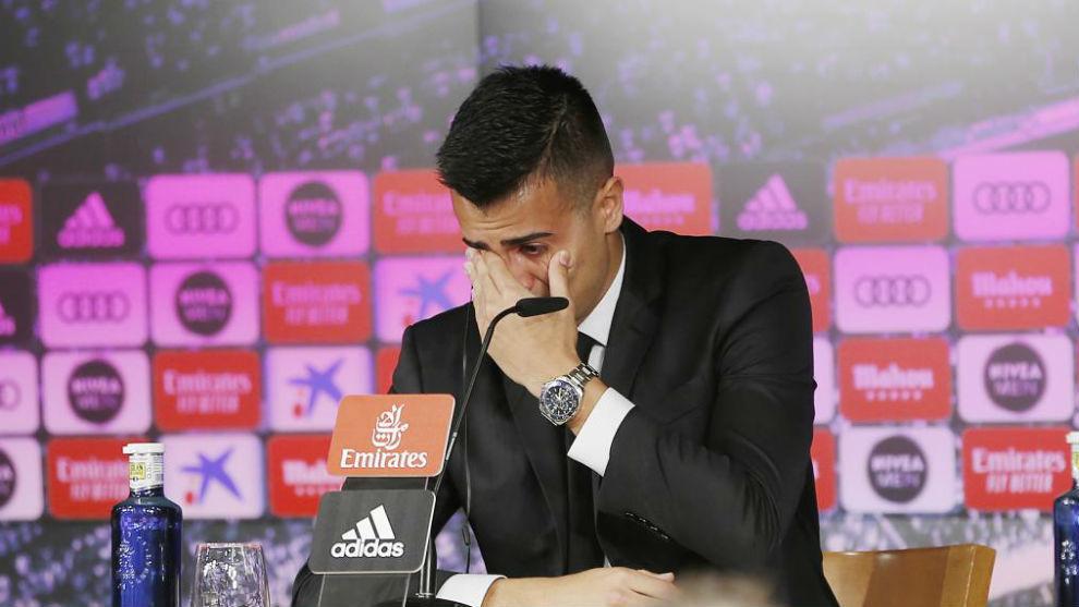 LaLiga: Real Madrid unveils new £25m signing, Reiner