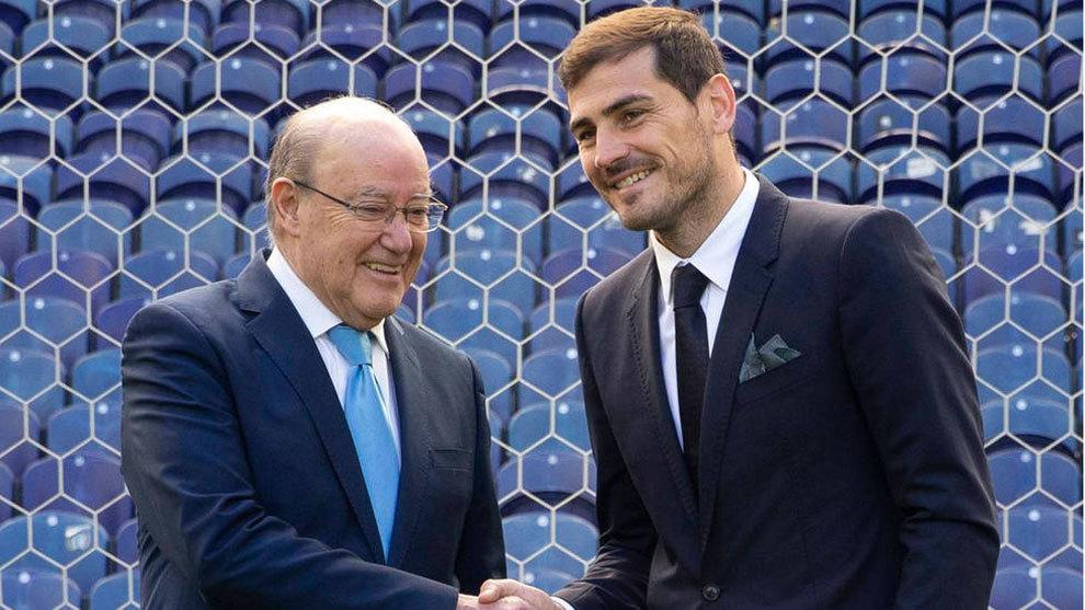 Iker Casillas se retira oficialmente del futbol