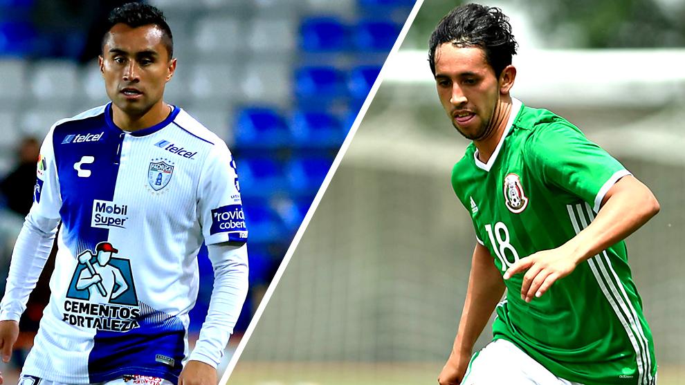 Edwin Hernández y Diego Aguilar viajan a España para reportar con...