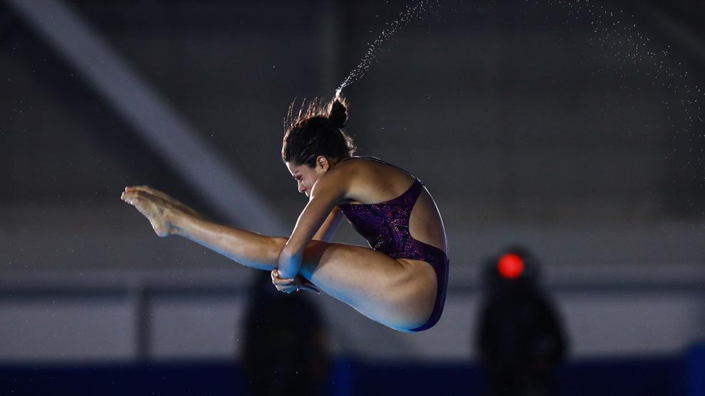 Juegos Tokyo 2020: Alejandra Orozco busca escribir su propia historia y  conseguir otra medalla olímpica | MARCA Claro México