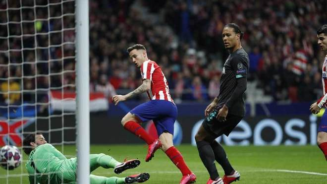 Atletico vs Liverpool: Vintage performance lifts Atletico Madrid over Liverpool - Champions League