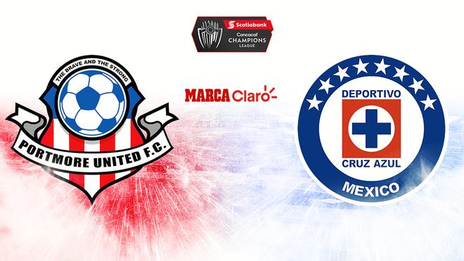 A qué hora juega Cruz Azul ante Portmore United en la Concachampions...