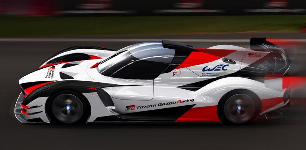 El LM Hypercar de Toyota es el proyecto más avanzado.