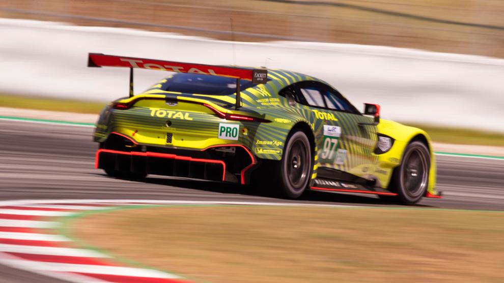 Aston Martin seguirá presente en la categoría LMGTE Pro.