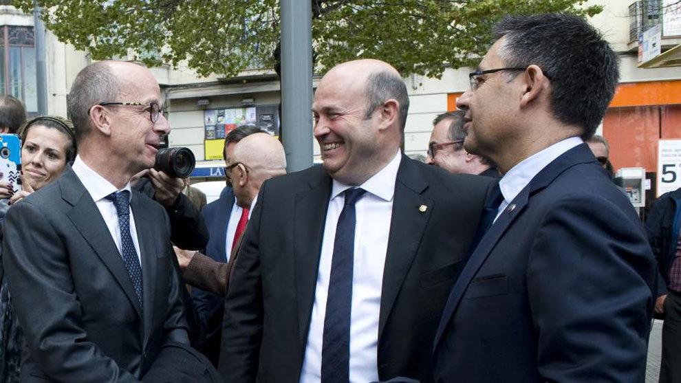 Cardoner, Grau y Bartomeu.