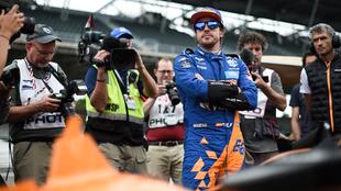Fernando Alonso Indy 500 2019