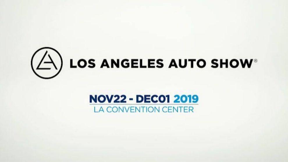 Salón del Automóvil de Los Ángeles 2019