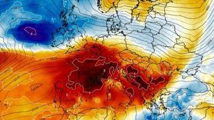 La caldera vuelve a instalarse en la Península