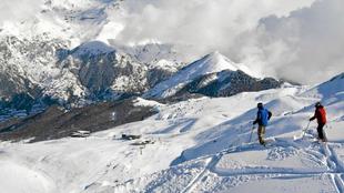 La estación de Formigal, en el Pirineo aragonés.