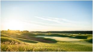 Imagen de uno de los hoyos del Golf Club de Múnich