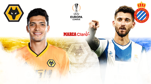 Raúl Jiménez en vivo: Wolves vs Espanyol; Europa League 2020