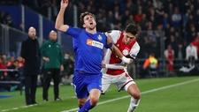 Ajax cae ante el Getafe.